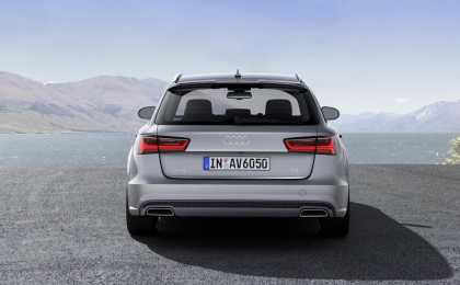 Audi обновила все семейство A6 на 2015-й год