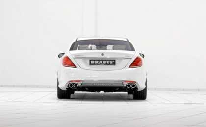 Mercedes-Benz S500 B50 от ателье Brabus