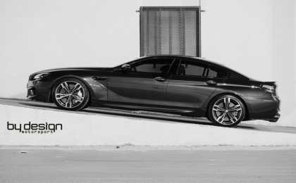 ByDesign Motorsport доработал BMW M6 Gran Coupe