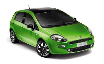 Fiat анонсировал новые данные о модели Punto