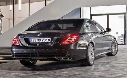Mercedes S65 AMG (W222) - официальный релиз
