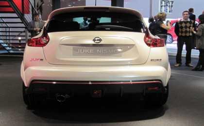 Nissan назвал рублевые цены Juke Nismo