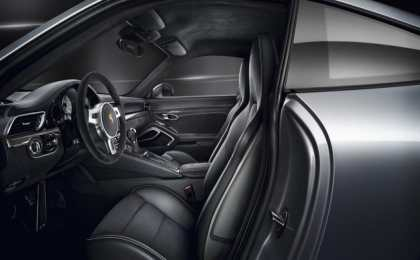 Porsche рассекретил спорткар 911 Carrera GTS нового поколения