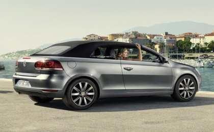 Golf Cabriolet Karmann Edition - новинка от VW