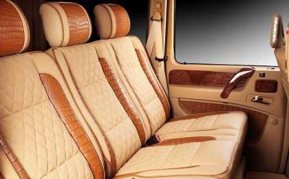 Mercedes-Benz G65 AMG Spyridon в тюнинге TopCar