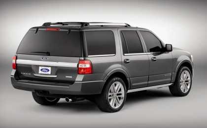 Ford обновил внедорожник Expedition