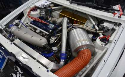 SEMA 2013: Volkswagen Golf I от Forge Motorsports