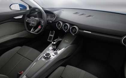 Allroad Shooting Brake - новый концепт от Audi