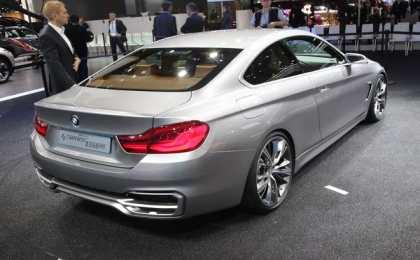 BMW представил в Детройте концепт 4-Series Coupe
