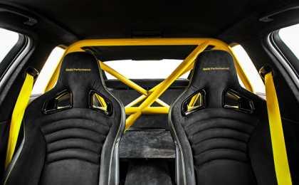 BMW M3 (E90) Dakar Yellow в тюнинге ателье IND
