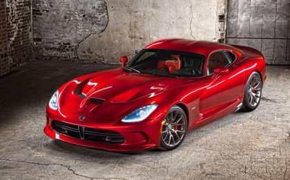 Mopar покажет тюнинг-пакет для Dodge SRT Viper
