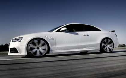 Rieger стилизовал Audi А5 под спорткар RS5