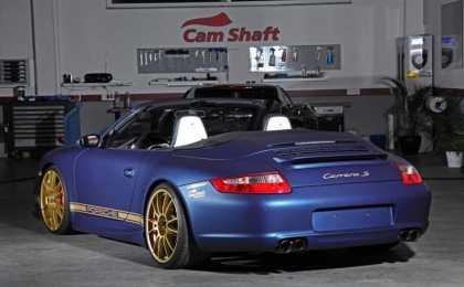 Porsche 911 Carrera S Cabriolet от Cam Shaft и PP-Performance