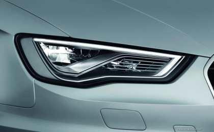 Audi официально представила A3 Sportback 2013