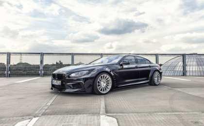 BMW 6-Series Gran Coupe PD6XX от Prior Design