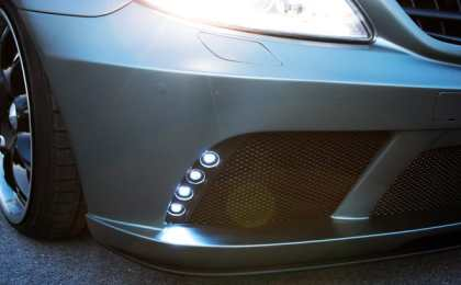 Mercedes-Benz CL63 AMG от Famous Parts