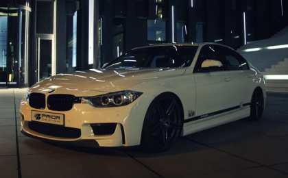 BMW 3-Series F30 в тюнинге Prior Design