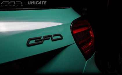 GAD Motors увеличил отдачу Mercedes-Benz A45 AMG
