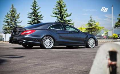Mercedes-Benz CLS 63 AMG Project Maximus от Wald