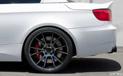 EAS представил доработанный BMW M3 Convertible (E93)