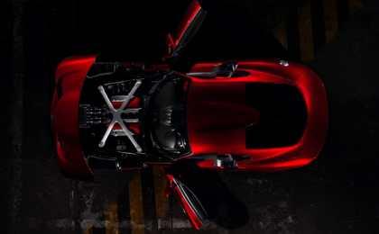 2013 SRT Viper представлен в Нью-Йорке