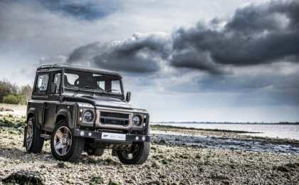 Land Rover Defender SW90 от A. Kahn Design