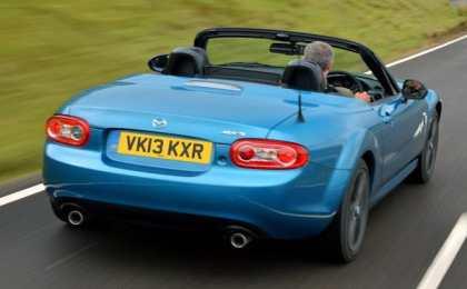 Mazda MX-5 Sport Graphite - новинка для Британии