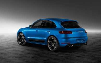 Porsche Exclusive добавил индивидуальности кроссоверу Macan S
