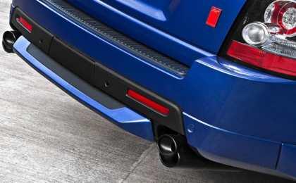 Kahn Design обновил Range Rover RS300 Cosworth