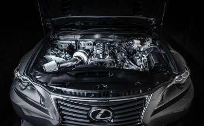 Lexus покажет 9 эксклюзивов на выставке SEMA
