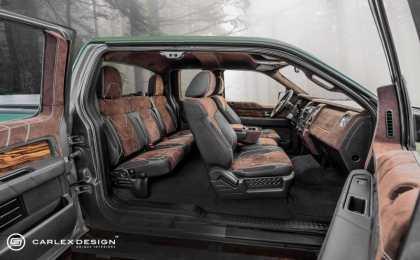 Ford F-150 Hunter Edition от польского ателье Carlex Design