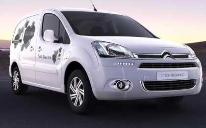 Citroën Electric Berlingo покажут в Ганновере