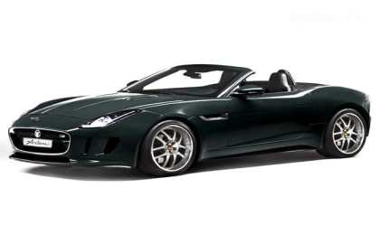 Arden первым доработал Jaguar F-Type
