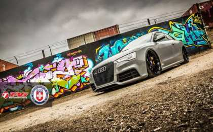 Audi RS5 Coupe в тюнинге TAG Motorsport