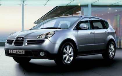Subaru Tribeca уйдет в историю в конце 2012 года