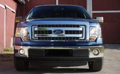 Ford F-150 обновили на 2013 модельный год