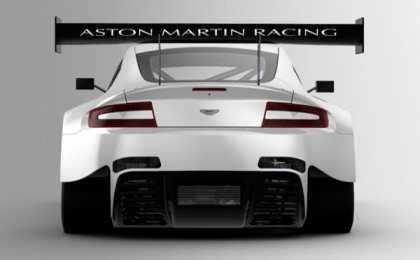 Aston Martin готовится к гонке на Нюрбургринге