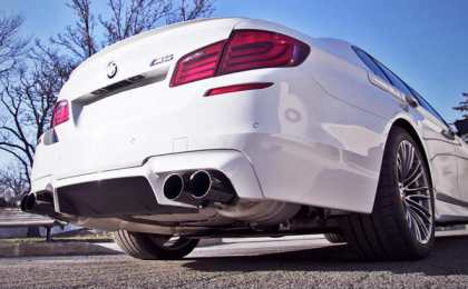Switzer Performance добавил BMW M5 140 коней