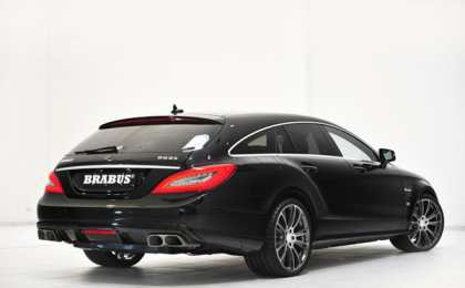 Brabus превратил Mercedes CLS 63 AMG в B63S