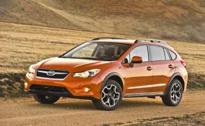 Subaru объявила цены на новый XV Crosstrek в США