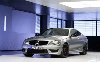 Mercedes-Benz C63 AMG Edition 507 покажут в Женеве
