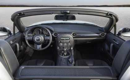Mazda MX-5 2013 поступила в продажу в Европе