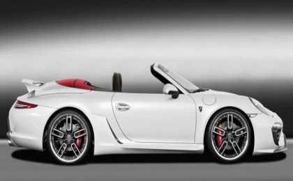 Porsche 911 Cabriolet от Caractere Exclusive