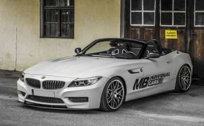 MB Individual Cars освежил BMW Z4 (E89)