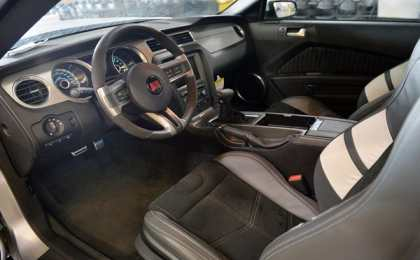 Saleen 351 Supercharged Mustang - первые фото
