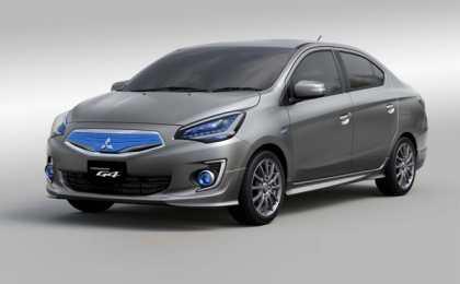 Mitsubishi привезет в Шанхай концепты G4 и CA-MiEV
