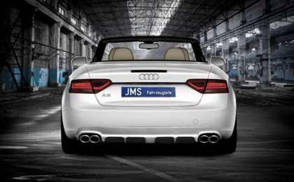 JMS добавил спортивности Audi A5 2012