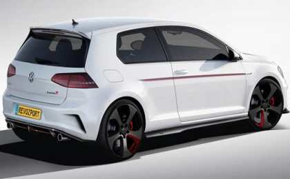 RevoZport готовит тюнинг-пакет для VW Golf GTI