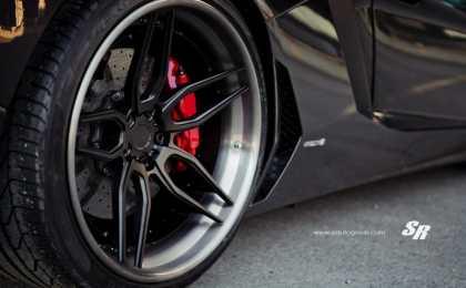 Lamborghini Aventador LP700-4 Black Bull от SR Auto Group