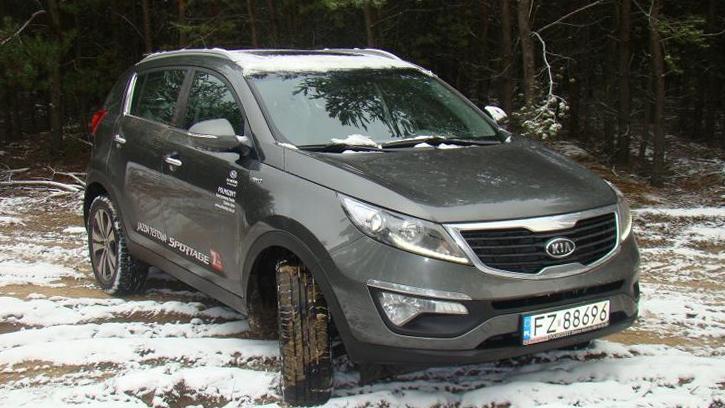 Kia Sorento 4WD